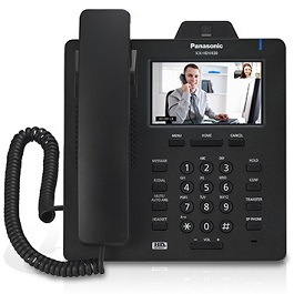 Telefones IP SIP Panasonic