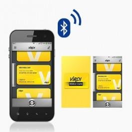 Virdi Mobile Card - Chave Virtual de Acesso