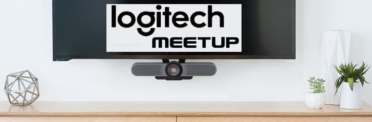 Videoconferencia Logitech Meetup